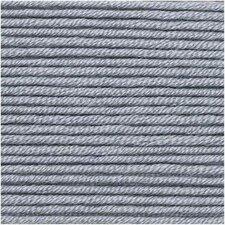 Creative Silky touch 011 grijsblauw