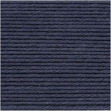 Cotton Soft DK Rico uni donkerblauw 063