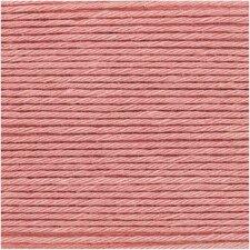 Cotton Soft DK Rico uni donker roze 061