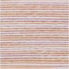 Cotton Soft Print Rico rose/naturel 024