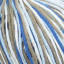 Pool blauw/sand/wit 84