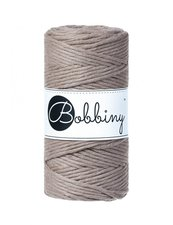 Bobbiny Macrame 3mm coffee