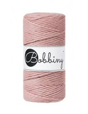Bobbiny Macrame 3mm blush