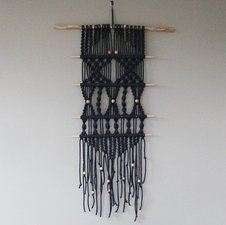 Workshop macramé wandhanger Bobbiny groot