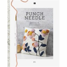 Punch needle boek