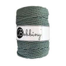 Bobbiny Triple Twist 5mm laurel