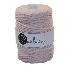 Bobbiny Triple Twist 5mm baby pink