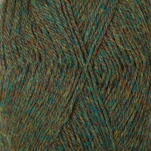 Drops Alpaca groen/turquoise 7815