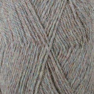 Drops Alpaca denimblauw/grijs 8120