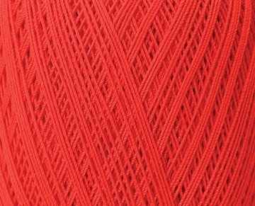 Essentials Crochet red 004