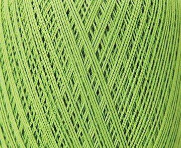 Essentials Crochet light green 009