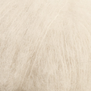 Drops Alpaca Silk brushed naturel 001