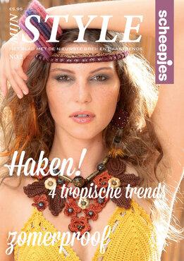 Scheepjes zomerboek Mijn Style no.2