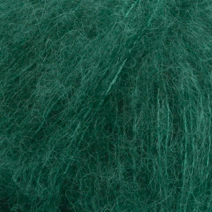 Drops Alpaca Silk brushed bosgroen 011