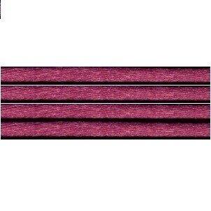Kumihimo satijnkoord 3mm, kleur cyclaam