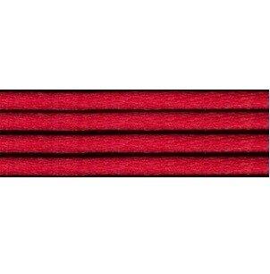 Kumihimo satijnkoord 3mm, kleur rood
