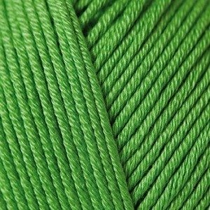 Essentials Cottton DK grass-green 66