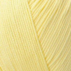 Essentials Cottton DK lemon 62