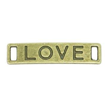 Bedel Love brons