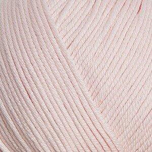 Essentials Cottton DK pastel rose 22