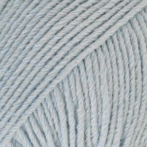 Drops Cotton Merino ijsblauw 09