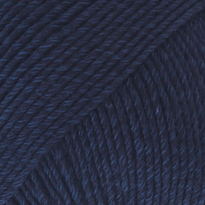 Drops Cotton Merino marineblauw 08