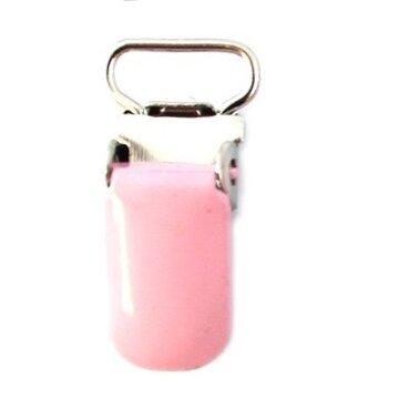 Speenclip licht roze