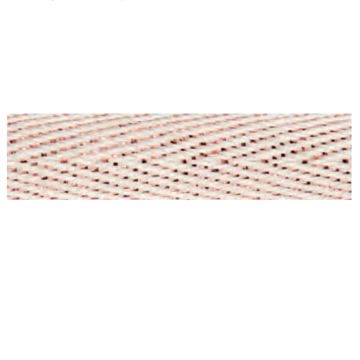 Lint roze spikes 2 meter