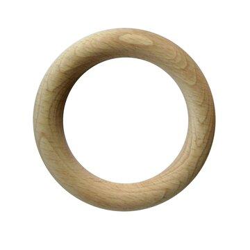 Houten ring 5,5 cm