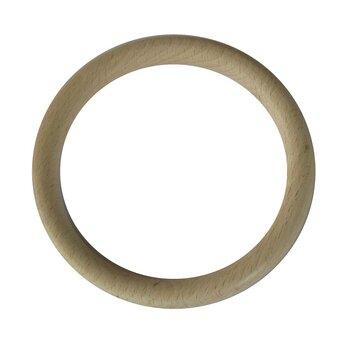 Houten ring 10 cm