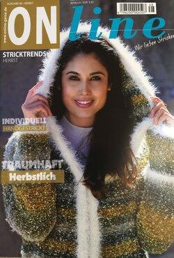 Online Magazine Stricktrends nummer 48