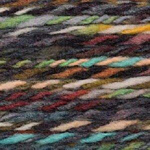 Fashion Colour twist chunky multicolour 002