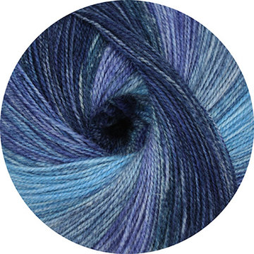 Starwool Lace Color denim 107