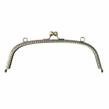 Tasbeugel brons 20cm