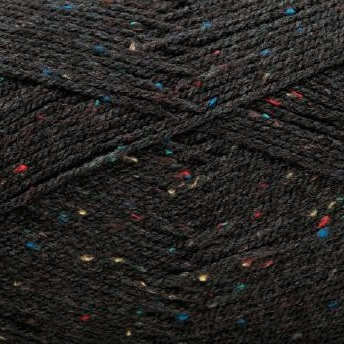 Super Big Tweed Aran 004 antraciet