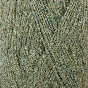 Drops Alpaca aqua grijs 7323