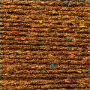 Fashion Modern Tweed Aran Oker 004