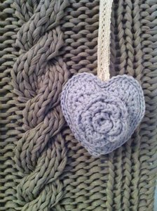 Lavendel hart
