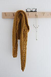 Haakpakket sjaal Amore Cashmere