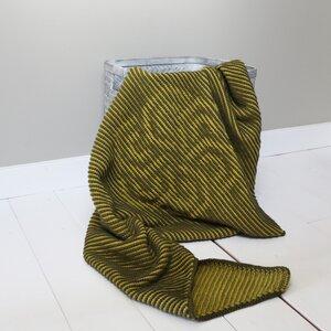 Haakpakket omslagdoek tunisch illusie haken