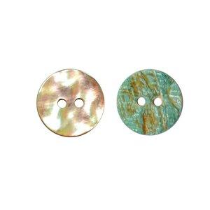 Abelone parelknoop 12,5mm