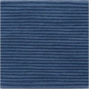 Essentials Organic Cotton Aran 013 marineblauw