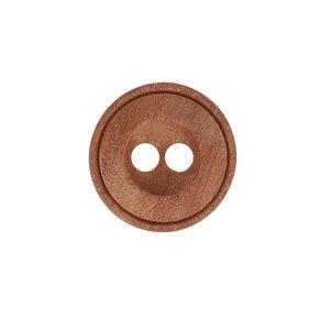 Houten knoop 3cm