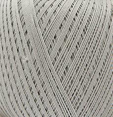 Essentials Crochet silver grey