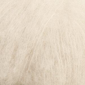 Drops Alpaca Silk Brushed naturel