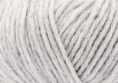 Essentials Alpaca Blend lichtgrijs