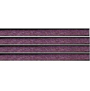 Kumihimo oud paars