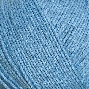 Cotton DK Hemelsblauw
