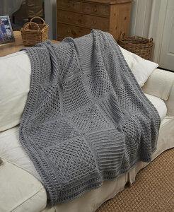 Dambord deken