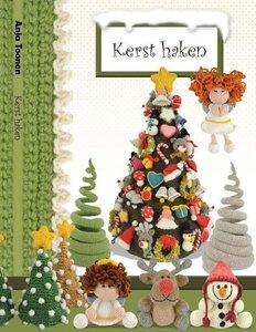 Kerst haken door Anja Toonen